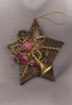 Floral Ornament, Star