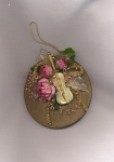Floral Ornament, Round