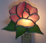 Night Light - Rose - Pink