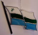 Labrador Flag Repair - Not for Sale
