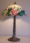 Rose Lamp Restored